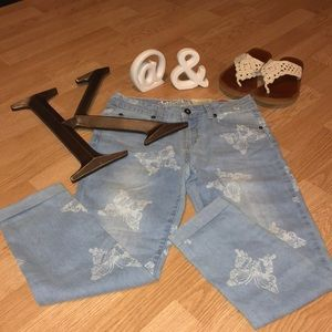 3 for 20 Girls Arizona Jean Capris
